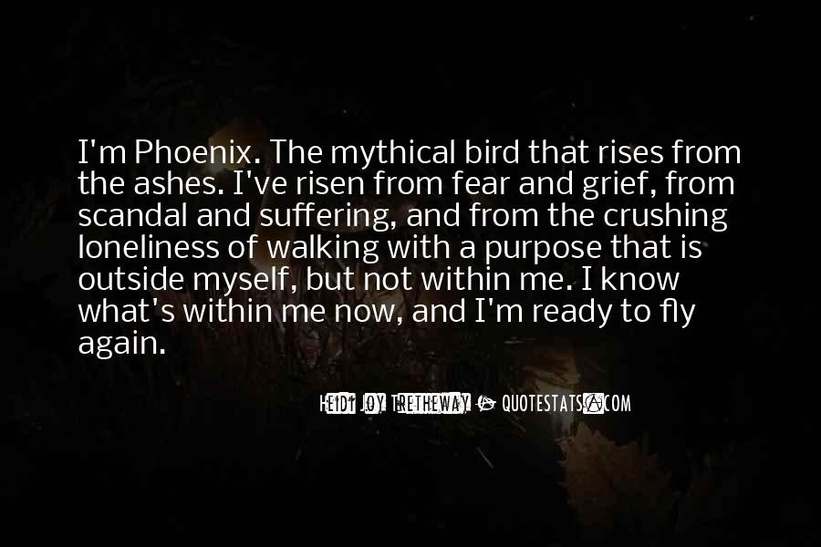 Quotes About The Bird Phoenix #945537