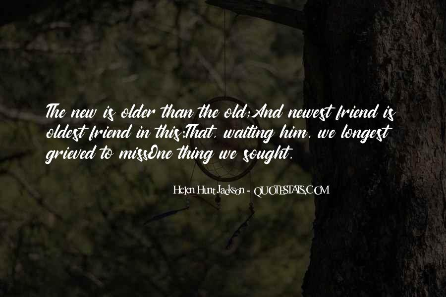 I Miss Your Old You Quotes #191020