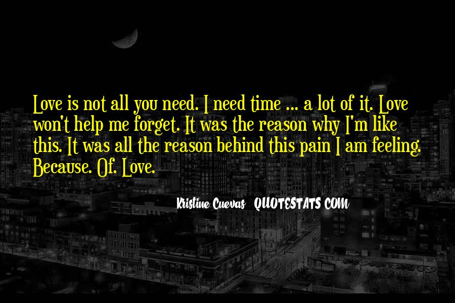 I Need All Of You Quotes #431821