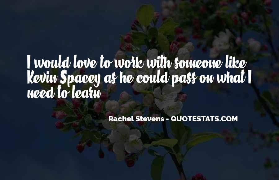 I Need Someone To Love Quotes #157695