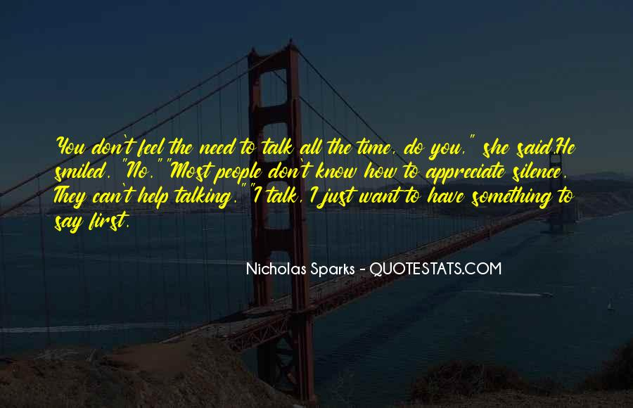 I Need Someone To Talk Quotes #105778