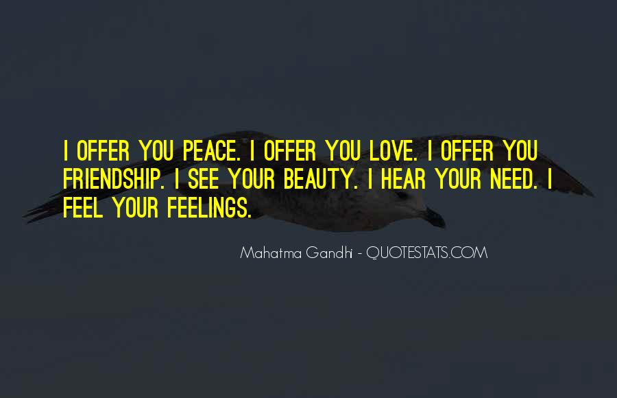 I Need To Hear I Love You Quotes #1017582