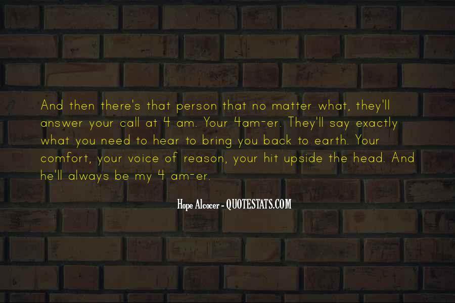 I Need To Hear I Love You Quotes #1618200