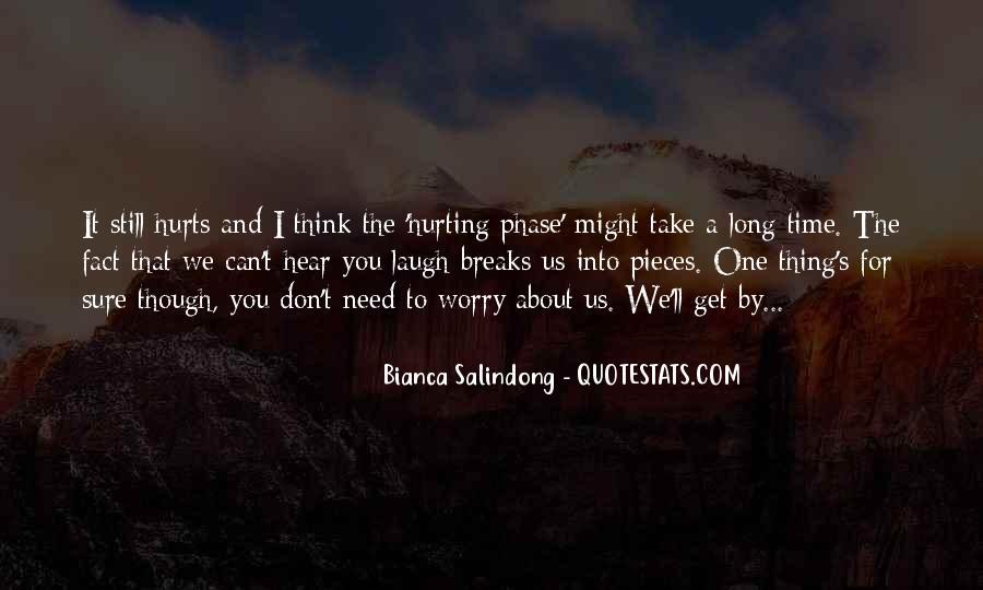 I Need To Hear I Love You Quotes #946755