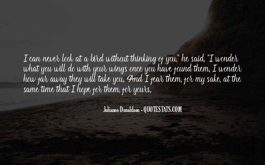 I Never Said Quotes #36809