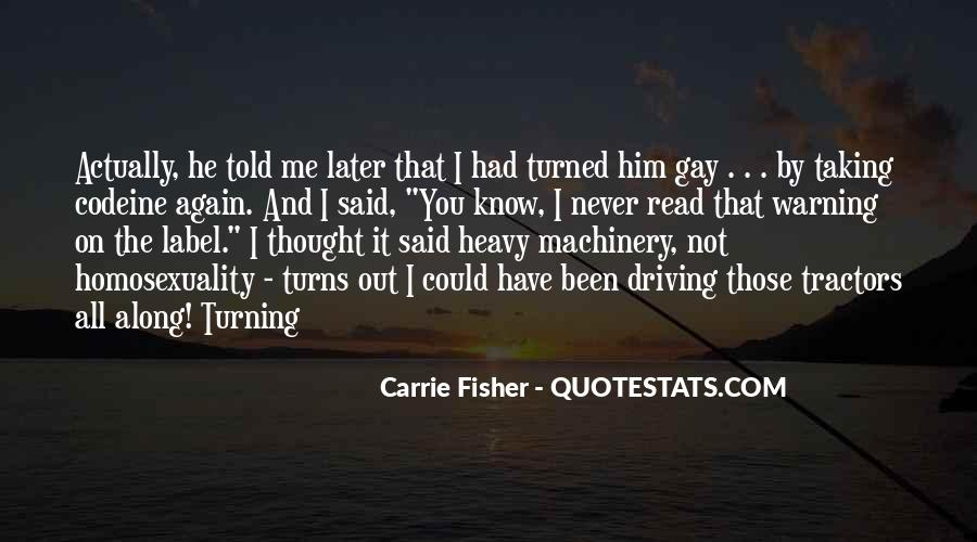 I Never Said Quotes #52111