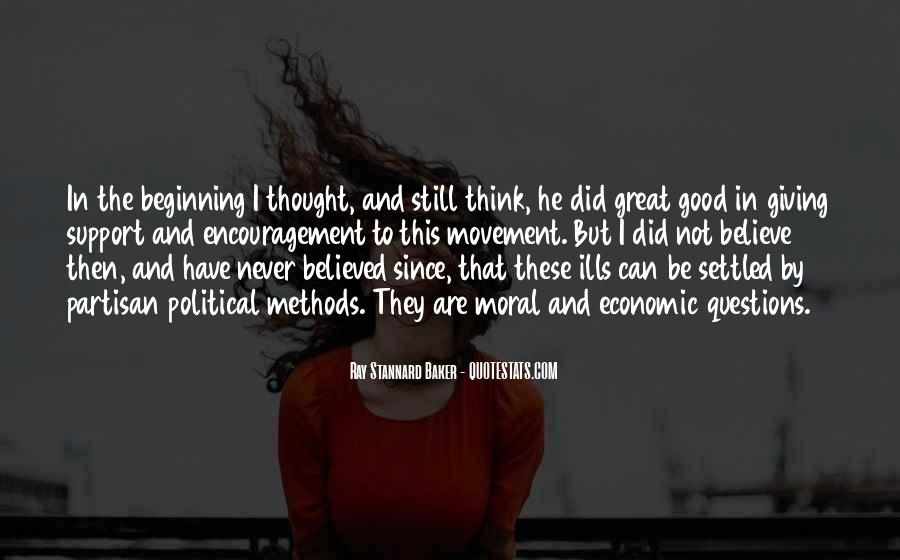 I Never Thought That Quotes #148895