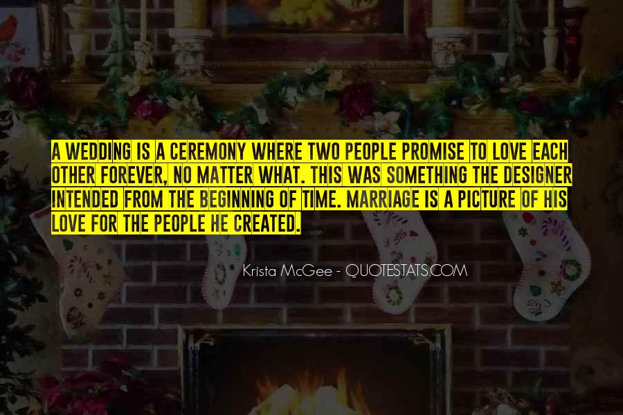 I Promise Wedding Quotes #1865151