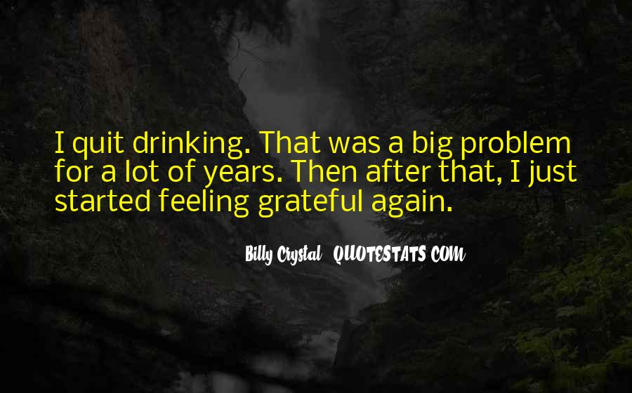 Top 32 I Quit Drinking Quotes: Famous Quotes & Sayings About