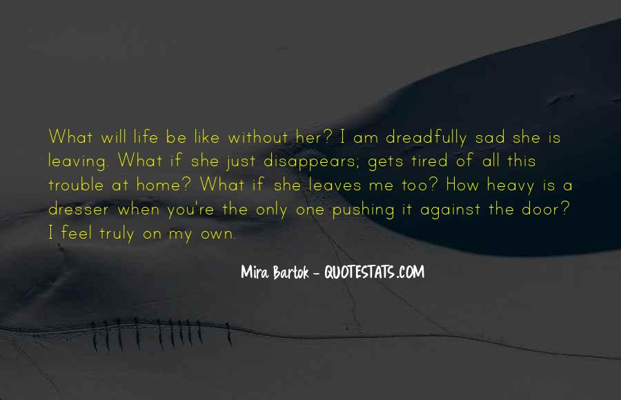 Quotes About Feel Sad #179871