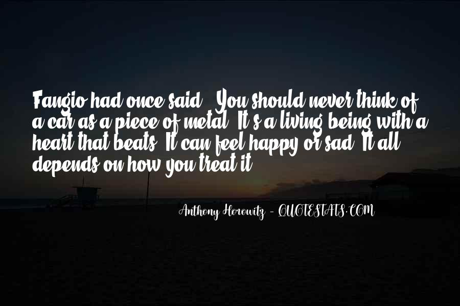 Quotes About Feel Sad #386278