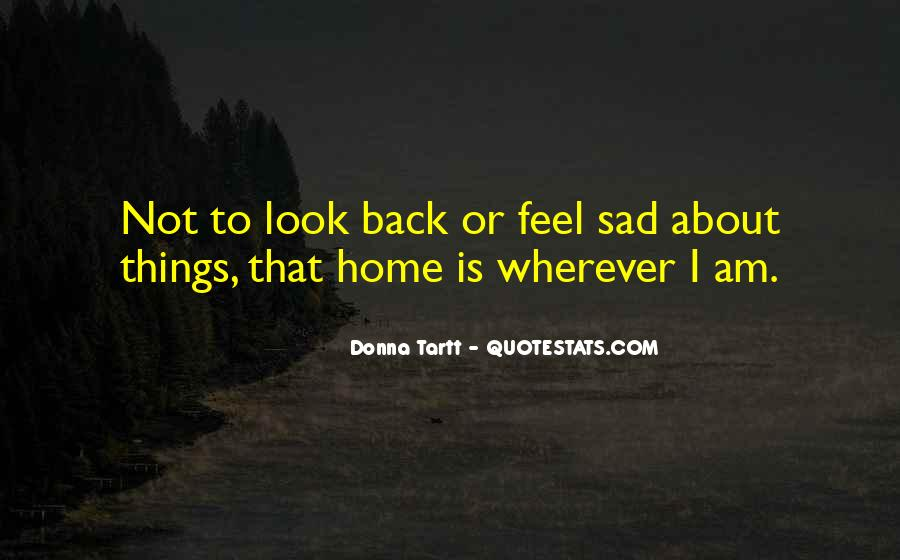 Quotes About Feel Sad #468555