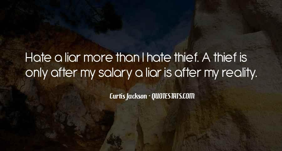 I Really Hate Liars Quotes #1220225