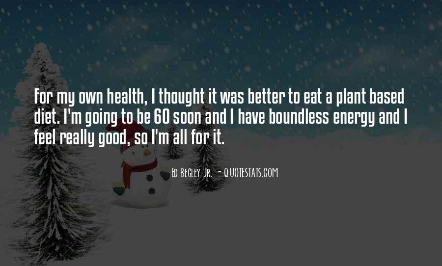 Quotes About Feel Better Soon #1384890