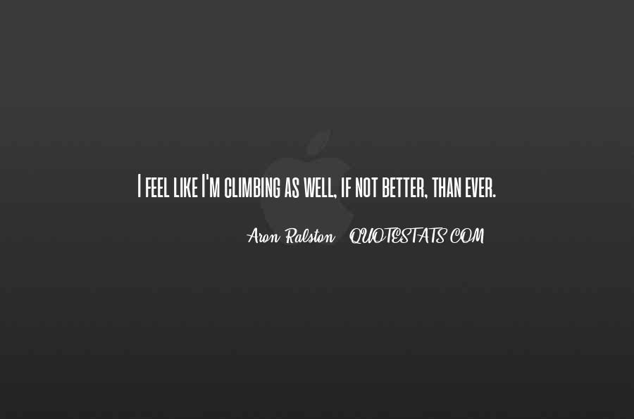 Quotes About Feel Better Soon #15970