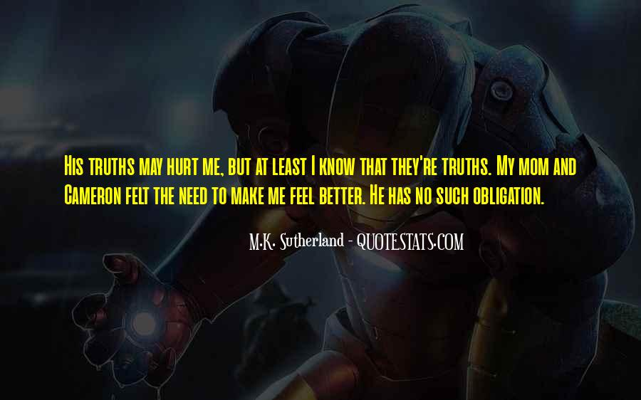 Quotes About Feel Better Soon #28495