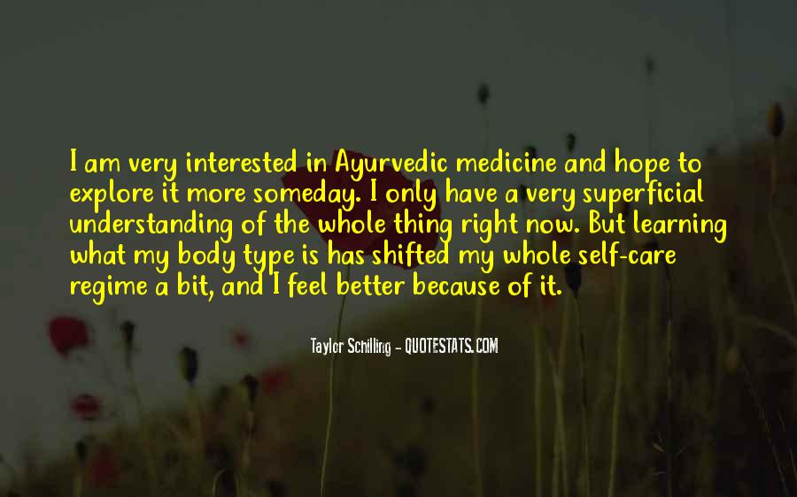 Quotes About Feel Better Soon #9607