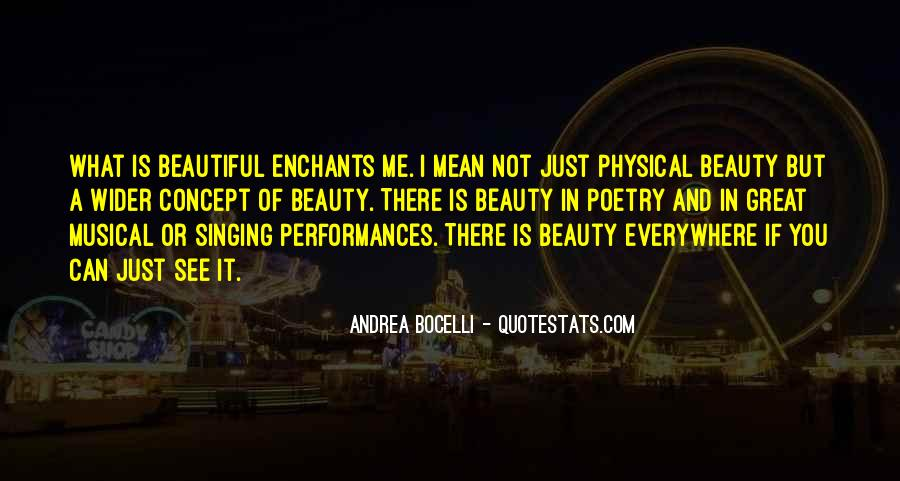 I See Beauty In You Quotes #1097618