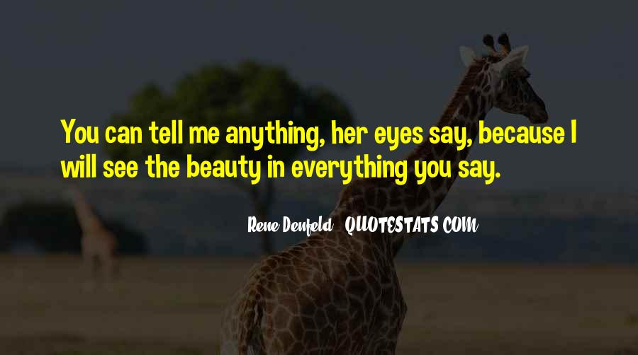 I See Beauty In You Quotes #1144802