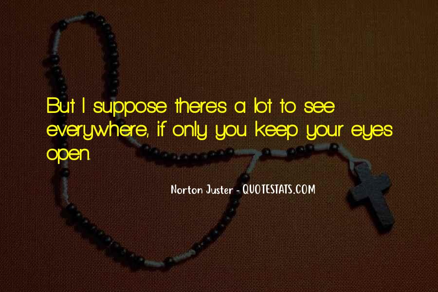 I See You Everywhere Quotes #1762359