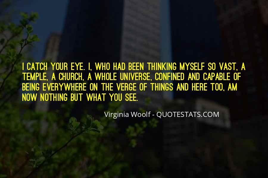 I See You Everywhere Quotes #843617