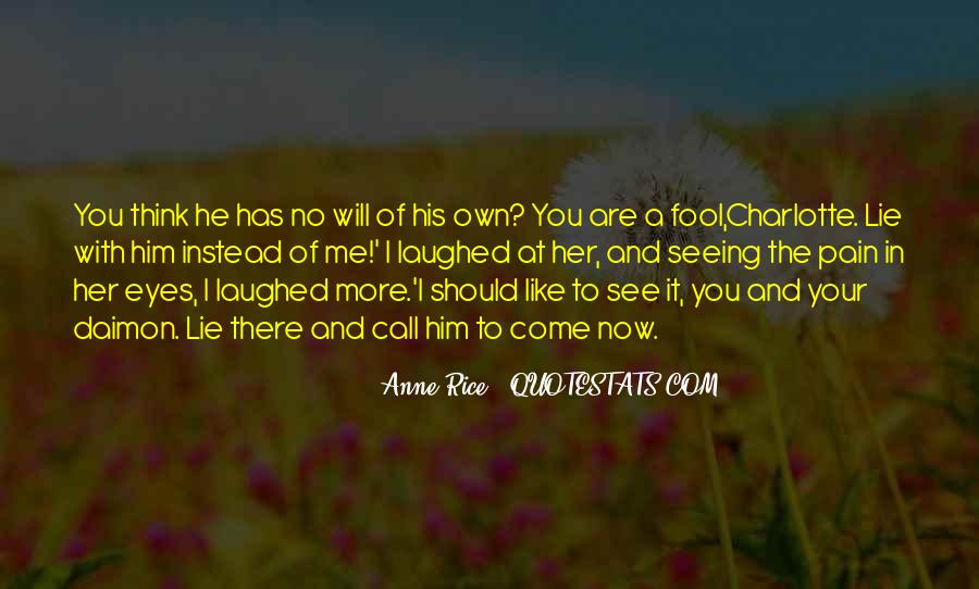 I See You With Her Quotes #1304270