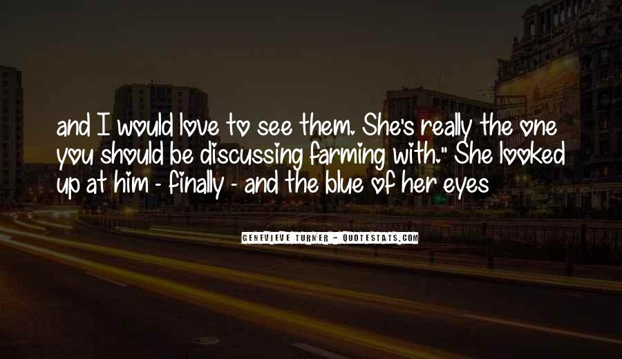 I See You With Her Quotes #1540805