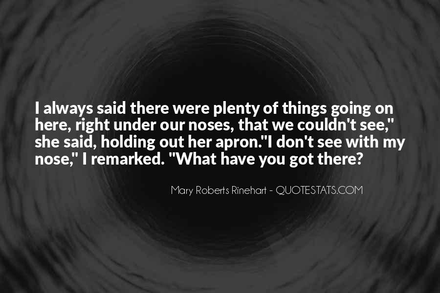 I See You With Her Quotes #951019