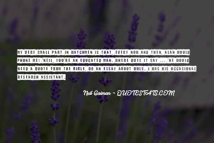 Quotes About The Bible From The Bible #111146
