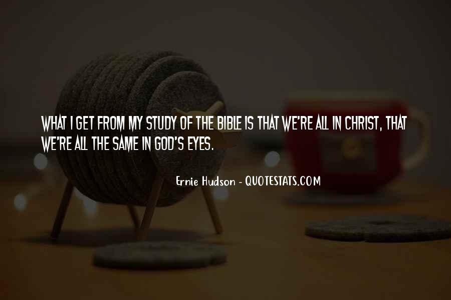 Quotes About The Bible From The Bible #145200