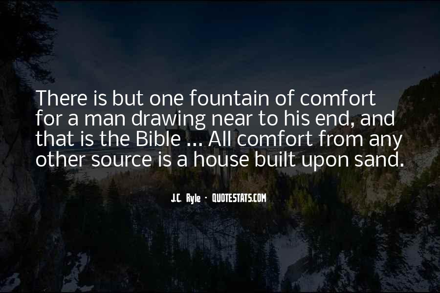 Quotes About The Bible From The Bible #155484