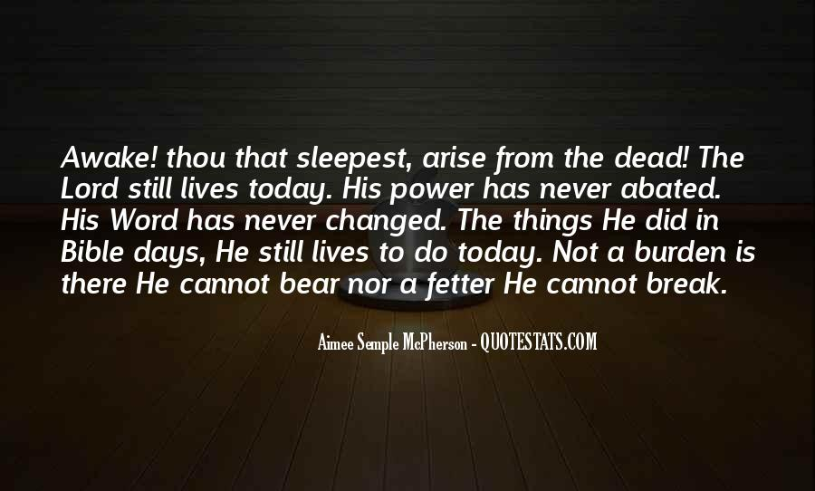 Quotes About The Bible From The Bible #170310