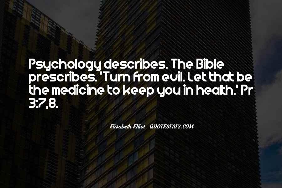 Quotes About The Bible From The Bible #243120