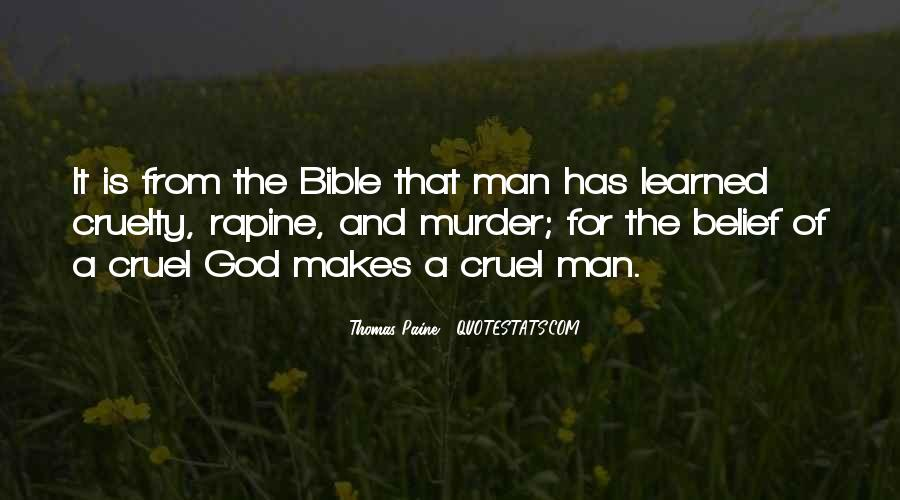 Quotes About The Bible From The Bible #392984