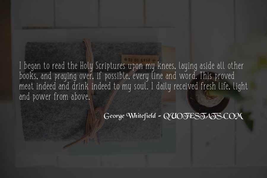 Quotes About The Bible From The Bible #399422