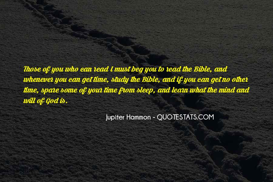 Quotes About The Bible From The Bible #415037