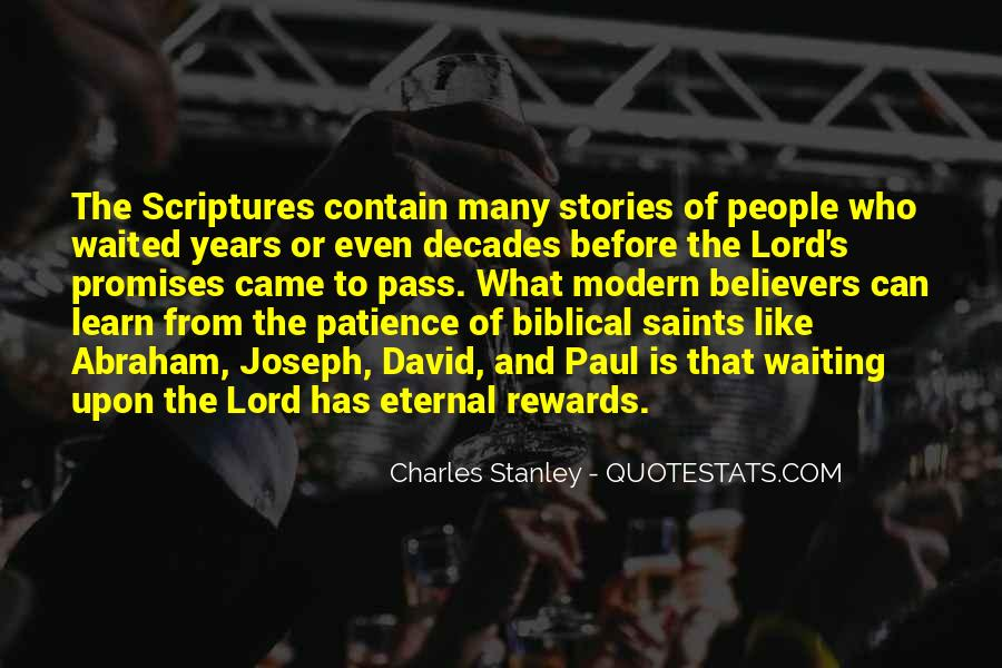 Quotes About The Bible From The Bible #474191