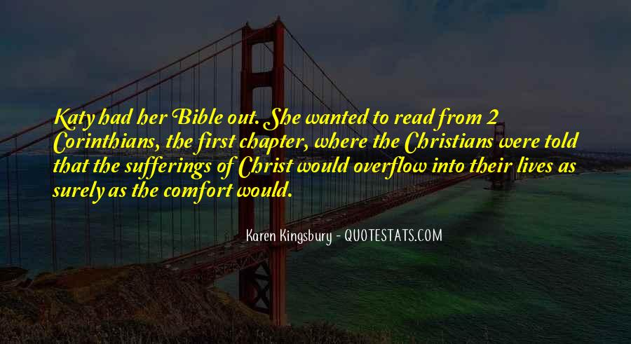 Quotes About The Bible From The Bible #479405
