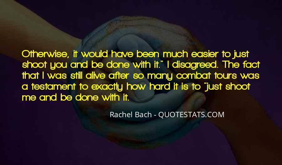I Still Alive Quotes #143711