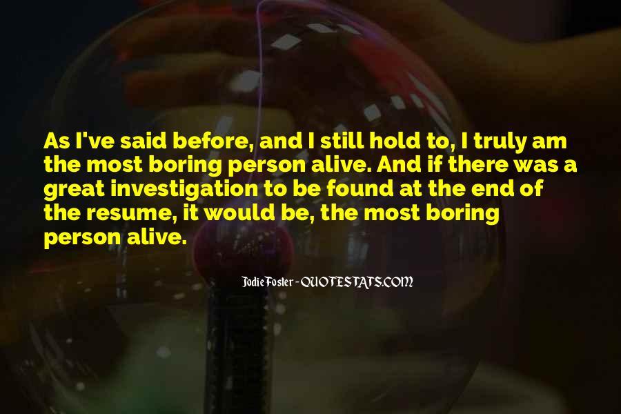 I Still Alive Quotes #171247