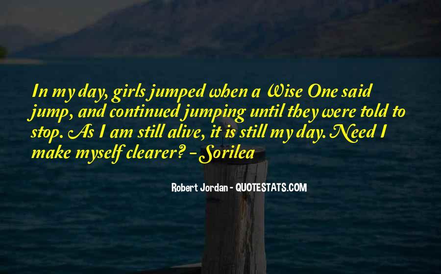 I Still Alive Quotes #188365