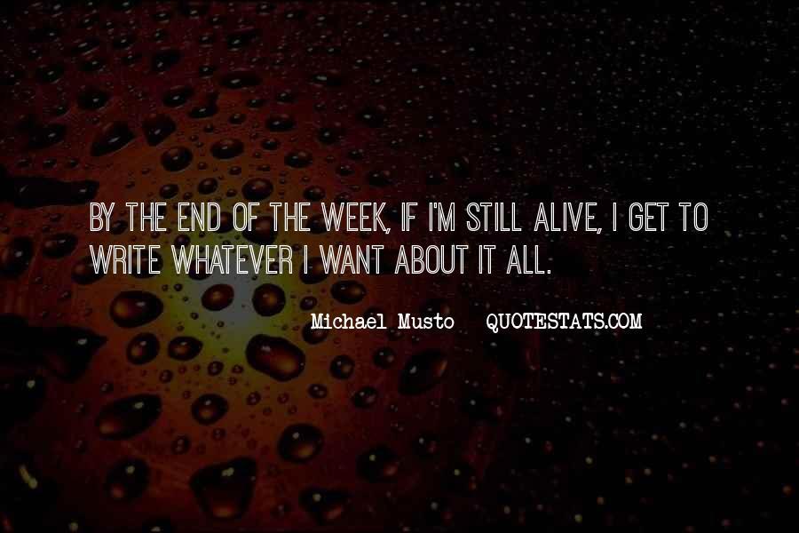 I Still Alive Quotes #26308