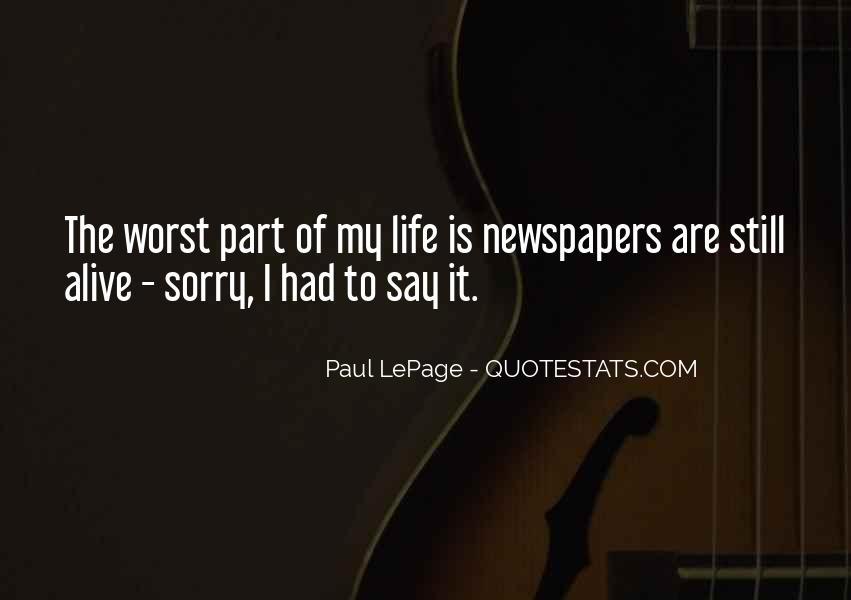 I Still Alive Quotes #537100