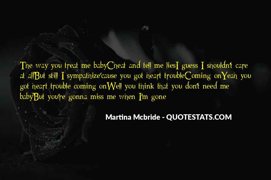 I Still Got You Quotes #416054