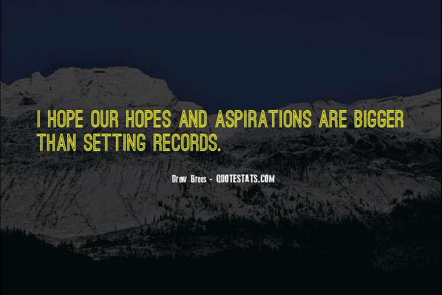 I Still Have Hope For Us Quotes #1081
