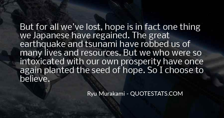 I Still Have Hope For Us Quotes #1660