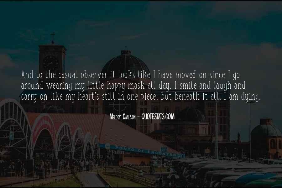 I Still Smile Quotes #143648