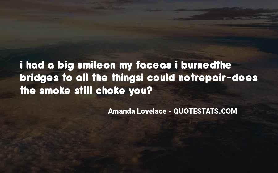 I Still Smile Quotes #1437478