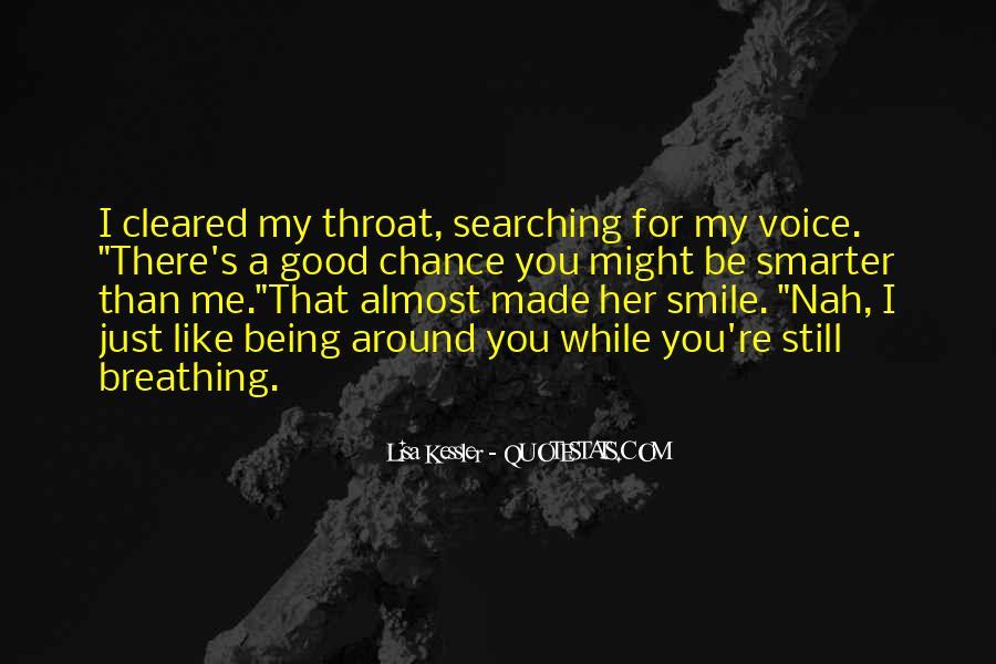 I Still Smile Quotes #152805
