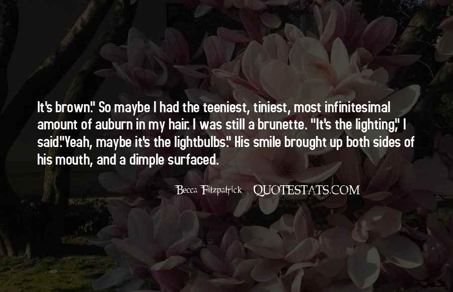 I Still Smile Quotes #218084